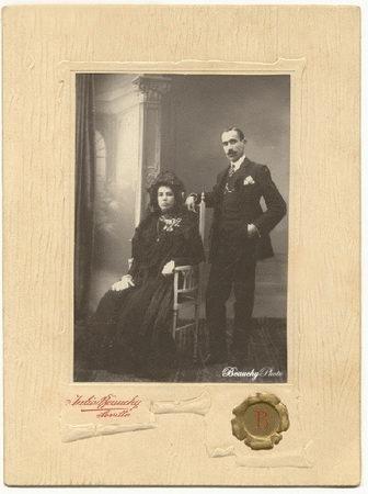 Retratos de Matrimonios desconocidos