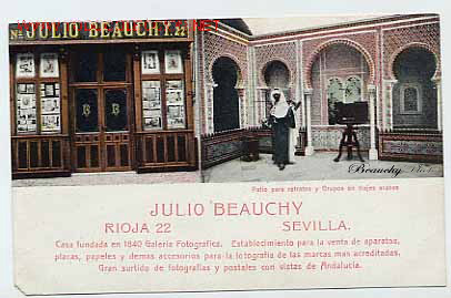 Estudio de Julio Beauchy García