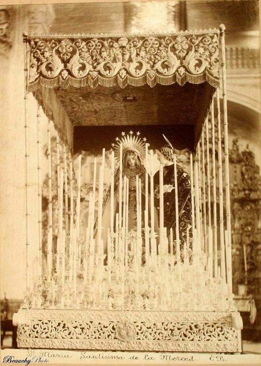 Virgen María Santísima de la Merced