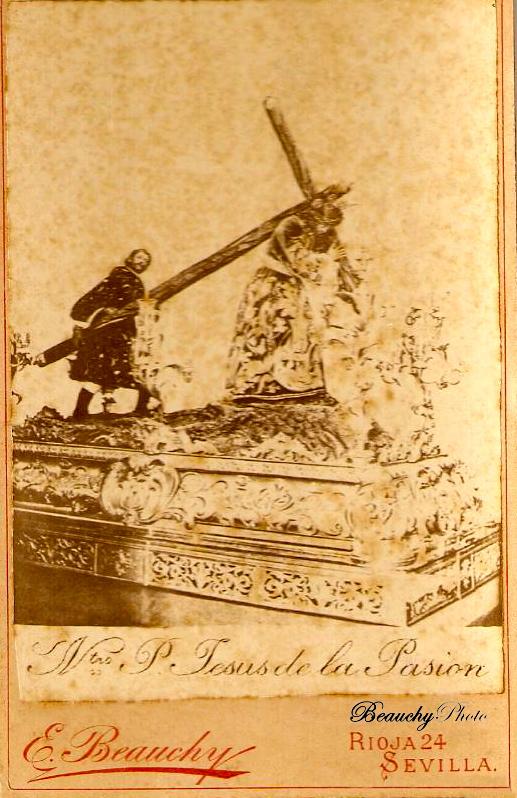 Jesús de la Pasión y Mª Santísima de la Merced
