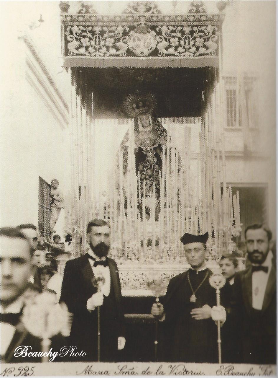Virgen María Santísima de la Victoria