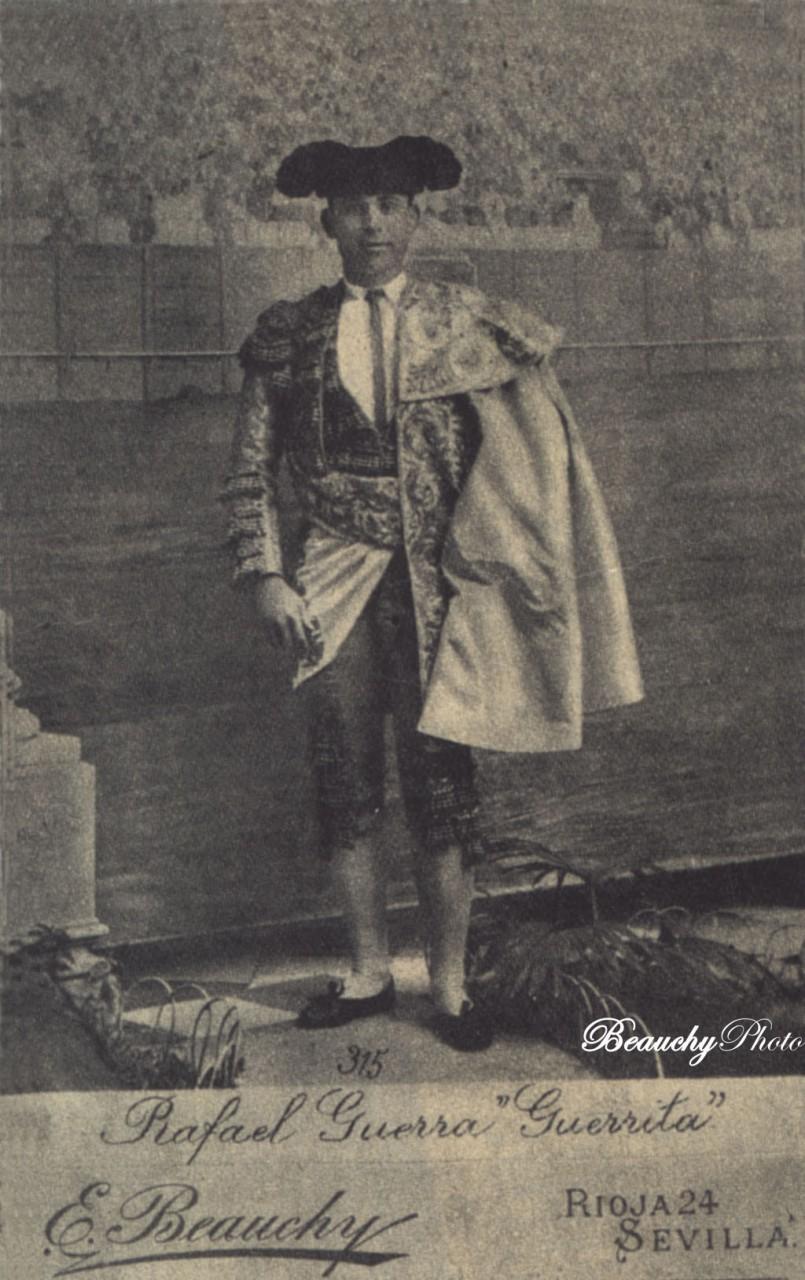Rafael Guerra 'Guerrita'