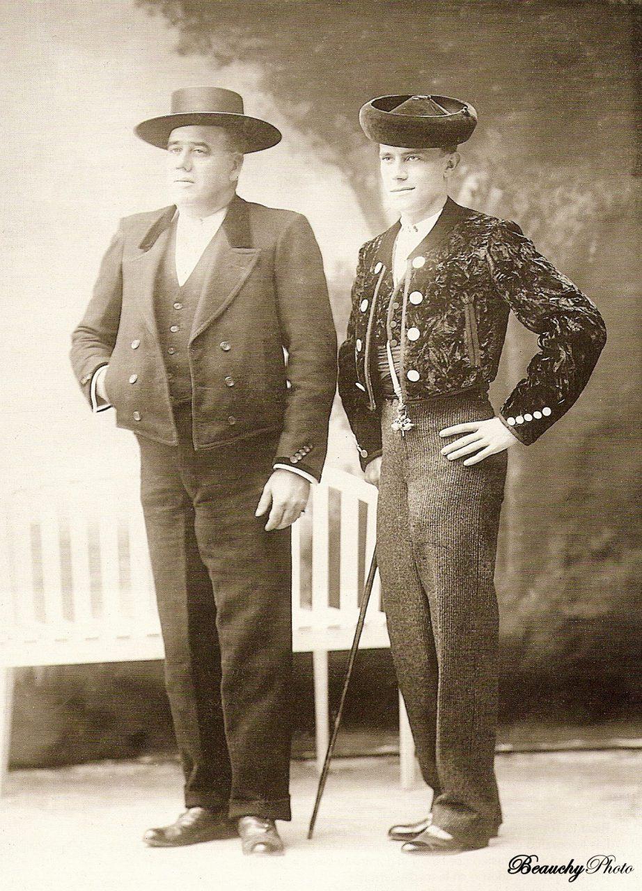 Carlos Pickman y Manuel Rodríguez Cantares