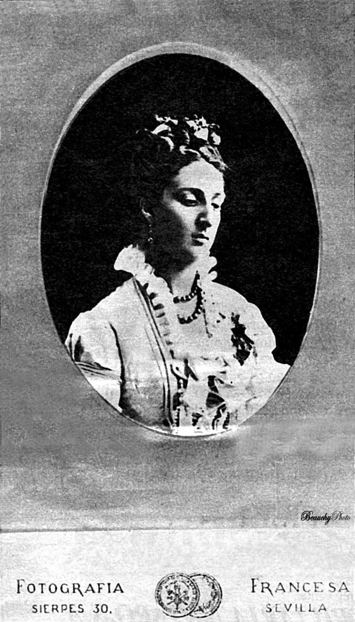 Maria Cristina De Orleans y Borbón