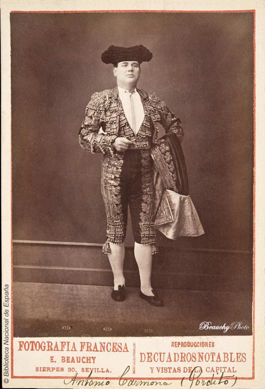 Antonio Carmona 'Gordito'