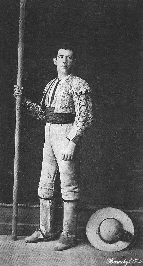 El picador José Fuentes Rodríguez 'El Pipi'