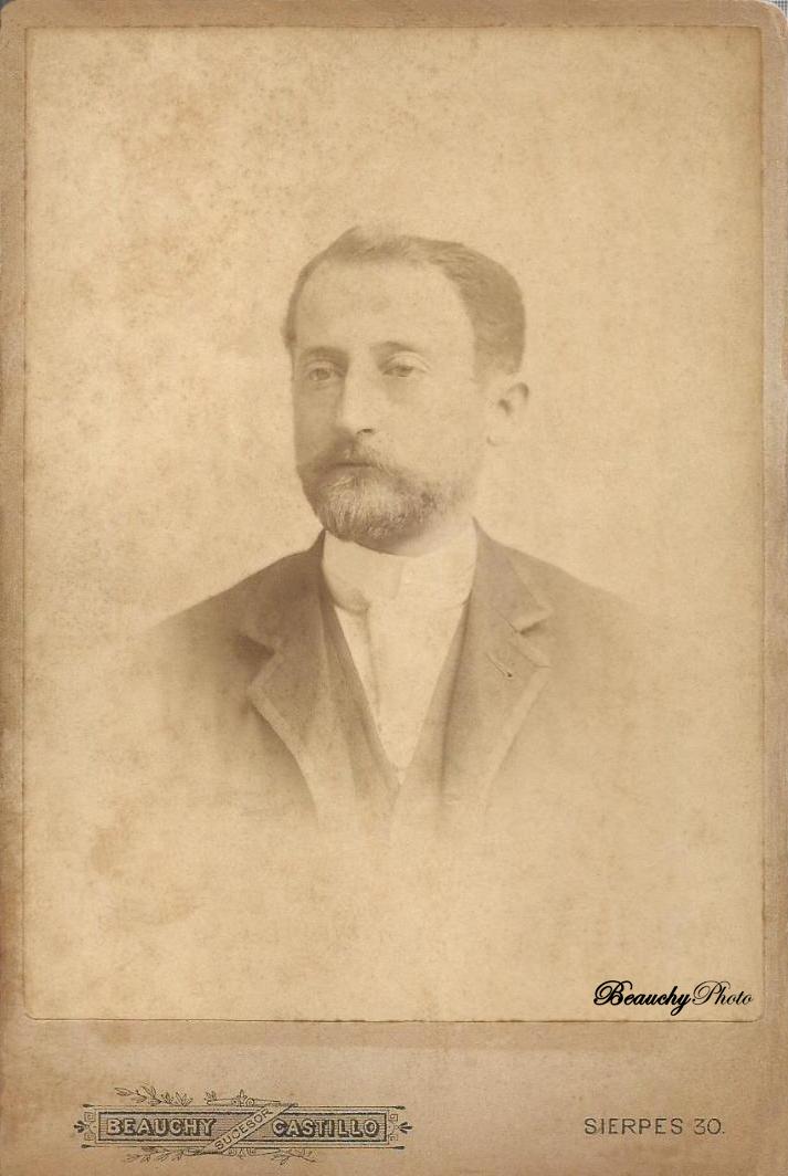 Retratos de señores desconocidos (BsC)