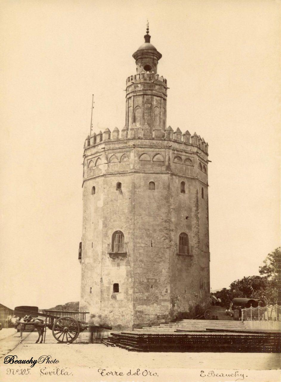 beauchyphoto_torre-del_oro_sevilla_ca1866-1875_emilio_beauchy_cano_fotografias_antiguas_postales_vistas_y_monumentos