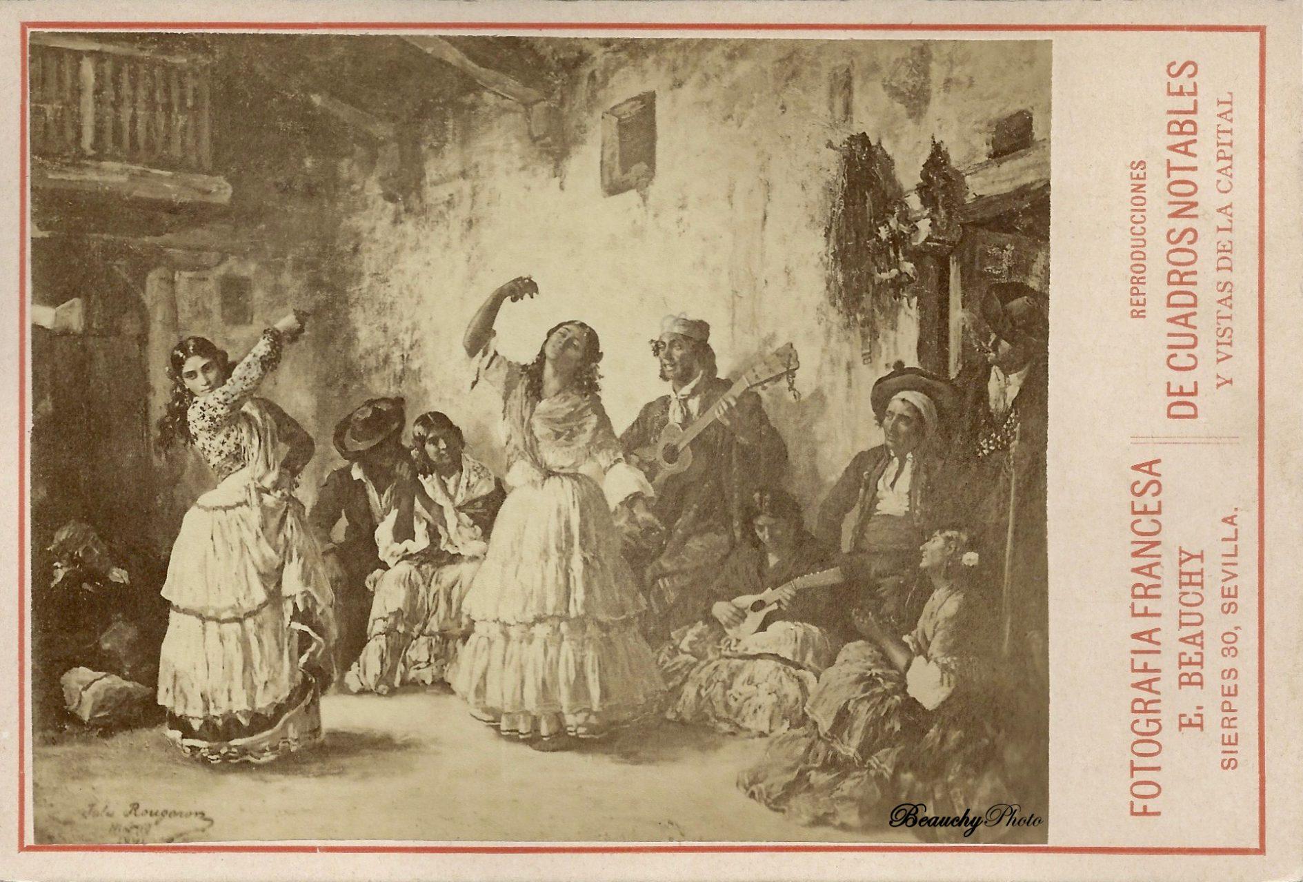 Zambra gitana del Sacromonte de Granada