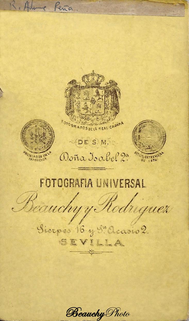 Beauchyphoto_Reverso_Retrato_de_Rafael_Adame_Peña_Julio_Beauchy_Peron_fotografias_antiguas_postales_retratos