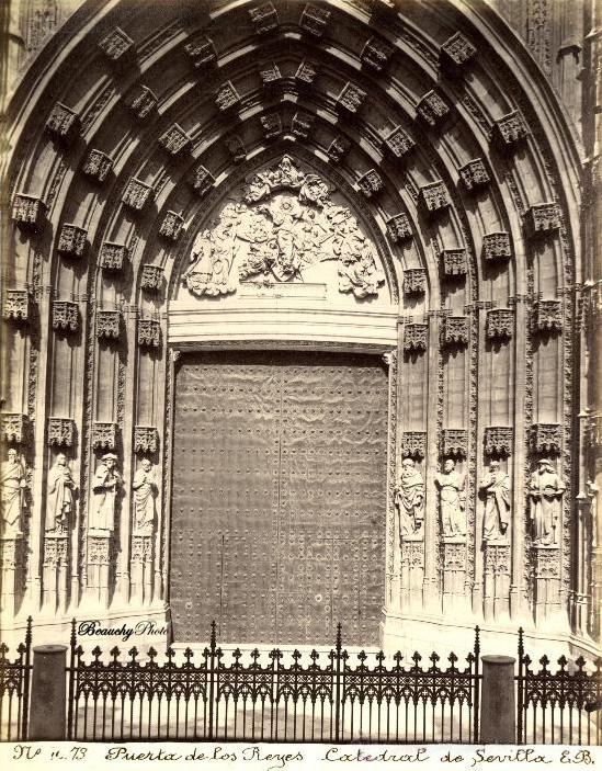 Puertas de los Reyes y de San Pablo