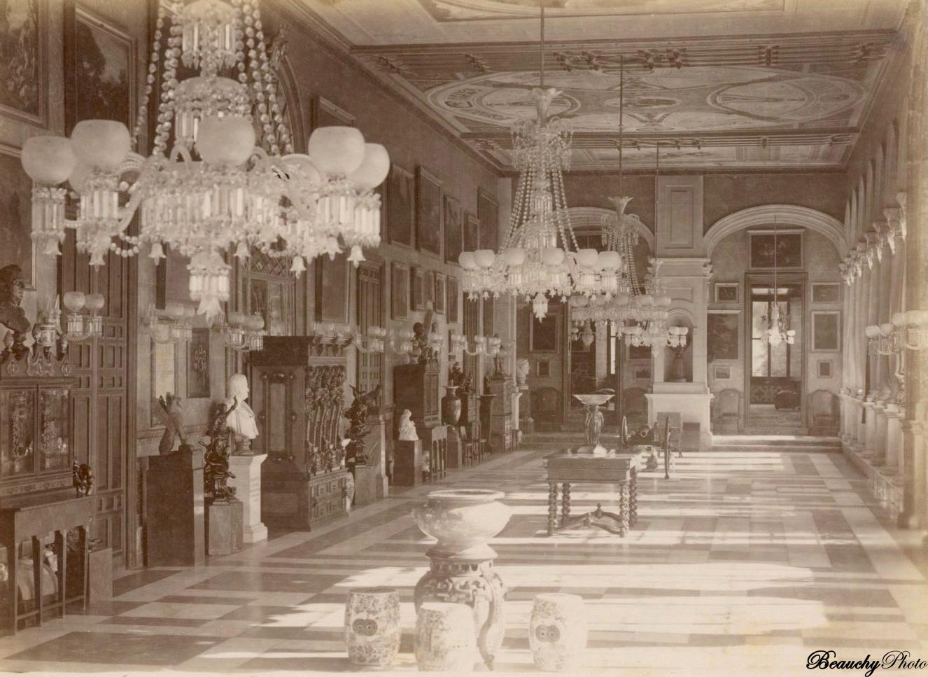 Beauchyphoto_Salón_de_Columnas_del_Palacio_de_San_Telmo_Sevilla_c.1875_Emilio_Beauchy_Cano_fotografias_antiguas_postales_vistas_y_monumentos