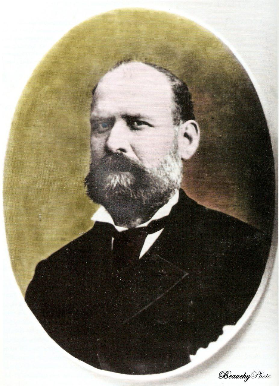 Vicente Mamerto Casajús y Espinosa