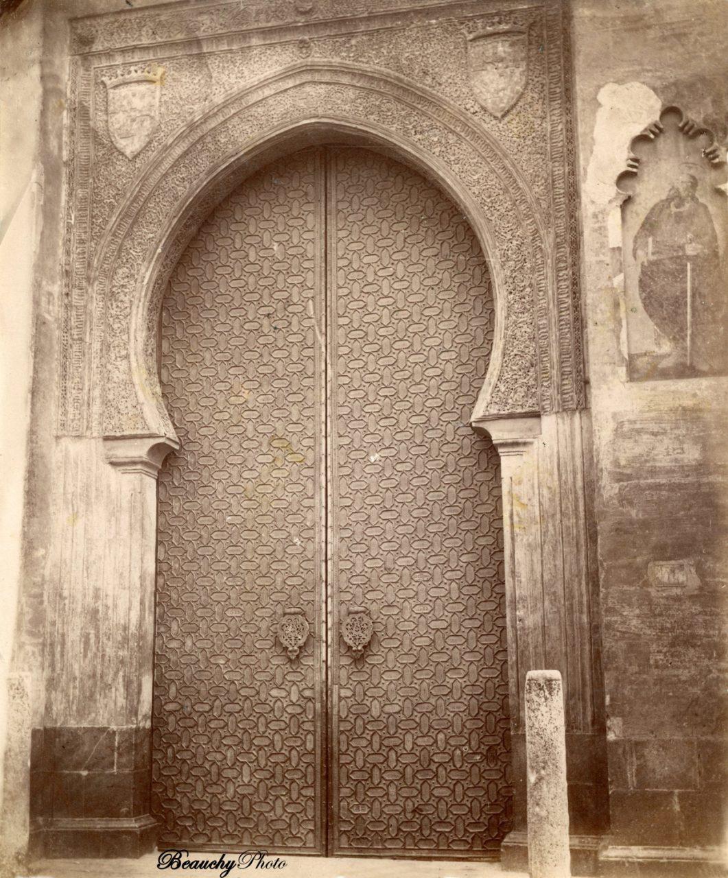 Puerta del Alcazar de Sevilla
