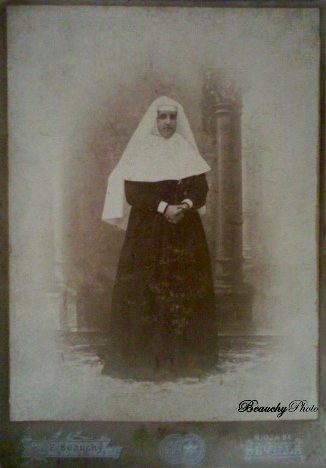 Retrato de una monja