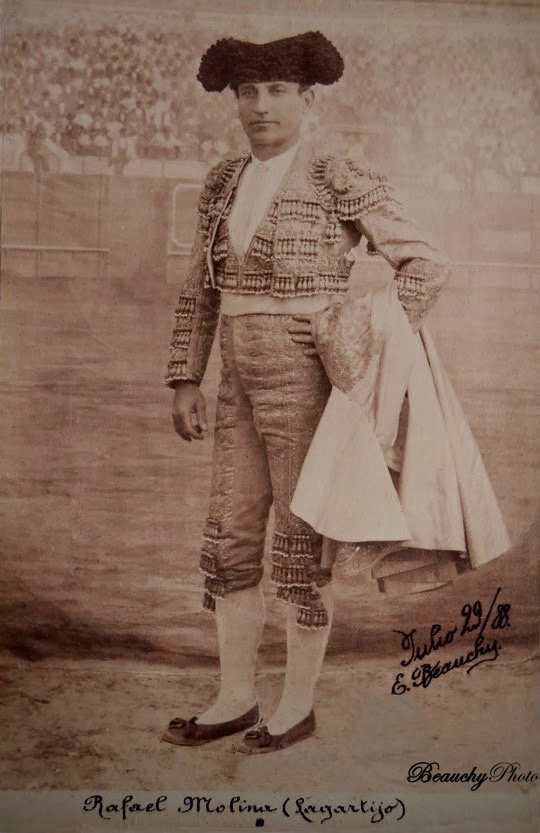 Rafael Molina «Lagartijo»