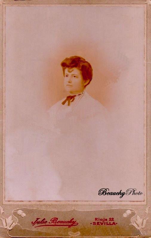Retrato de Dama Sevillana