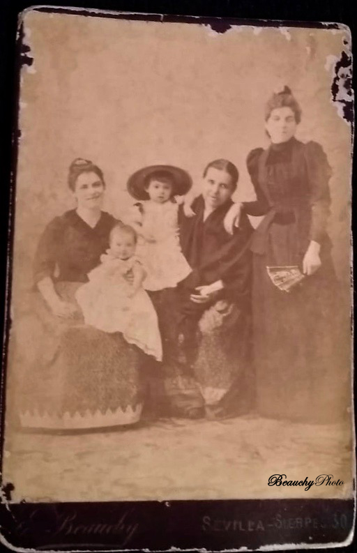 Antepasados de Patricia Roxana