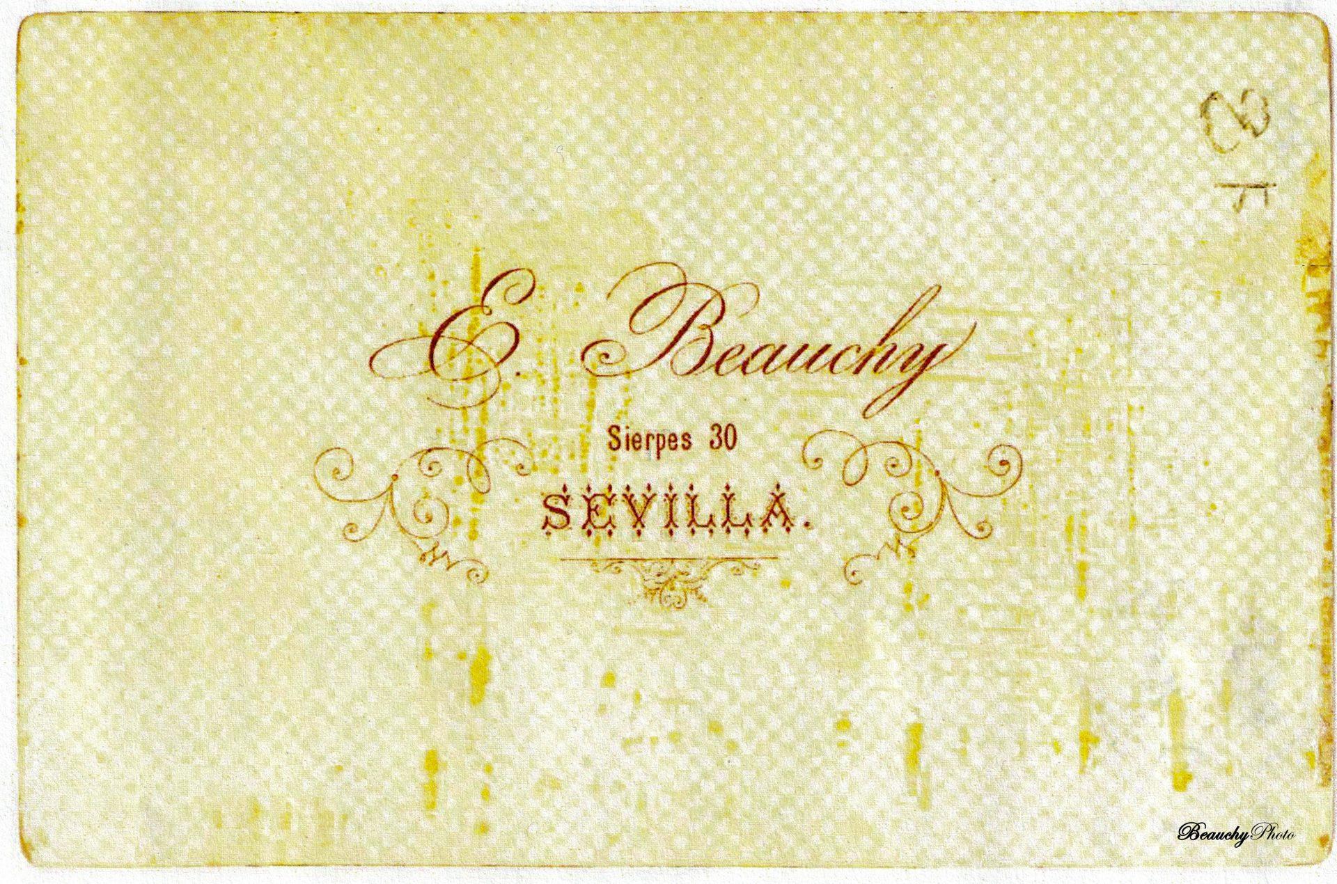 Beauchyphoto_Mª_Dolores_Garcia_Sousa_reverso_Emilio_Beauchy_Cano_fotografias_antiguas_postales_retratos