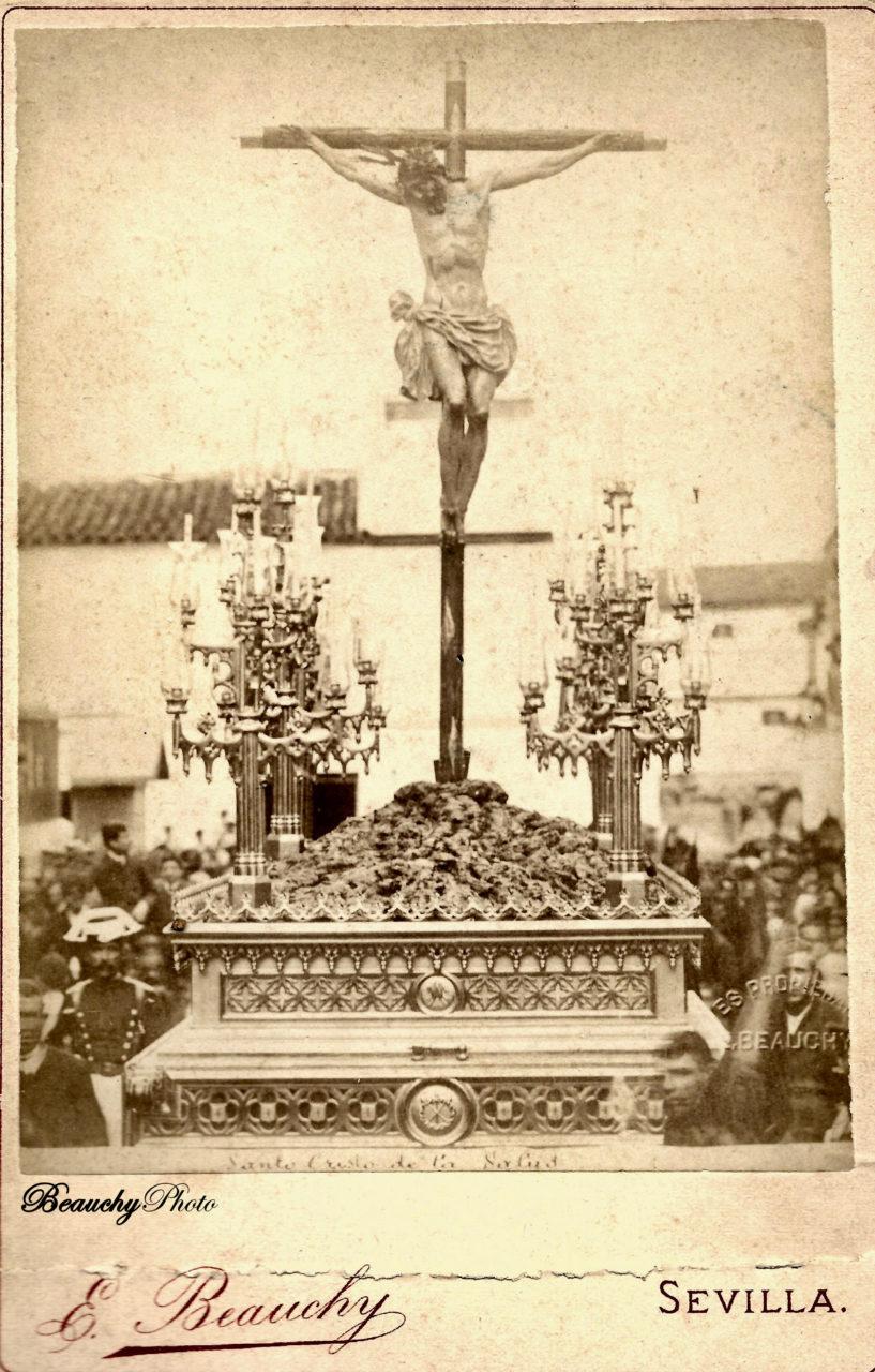 Cristo Jesús de la Salud  de San Bernardo