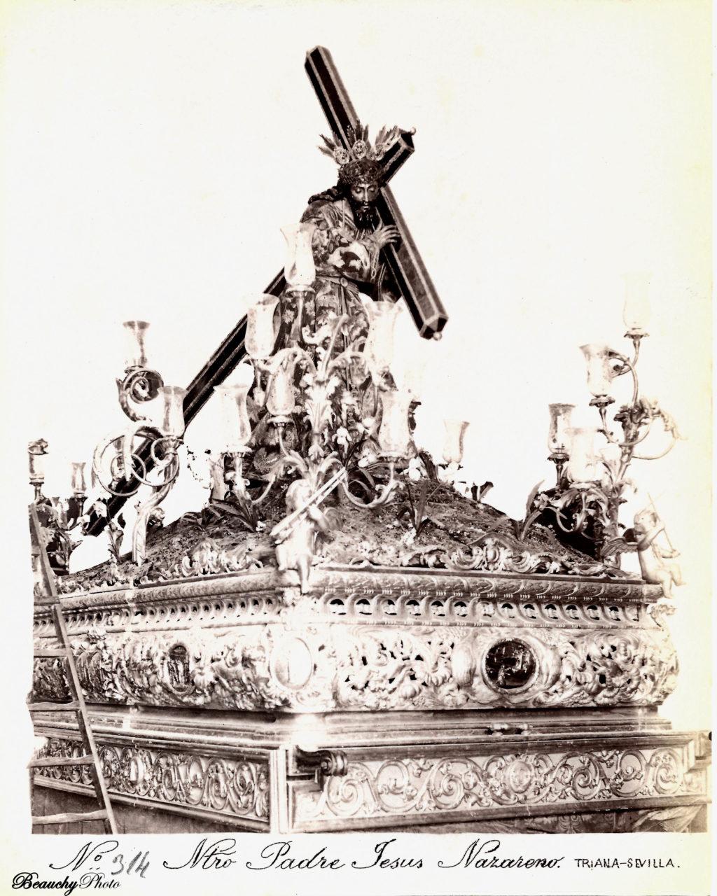 Nuestro Padre Jesús Nazareno y Nuestra Señora de la O