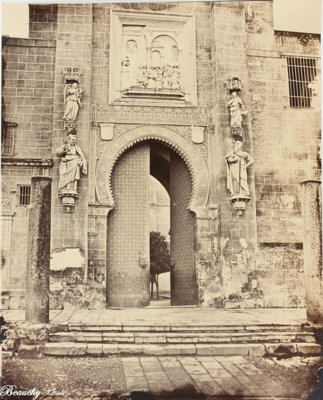 Puerta del Perdón de la Catedral de Sevilla