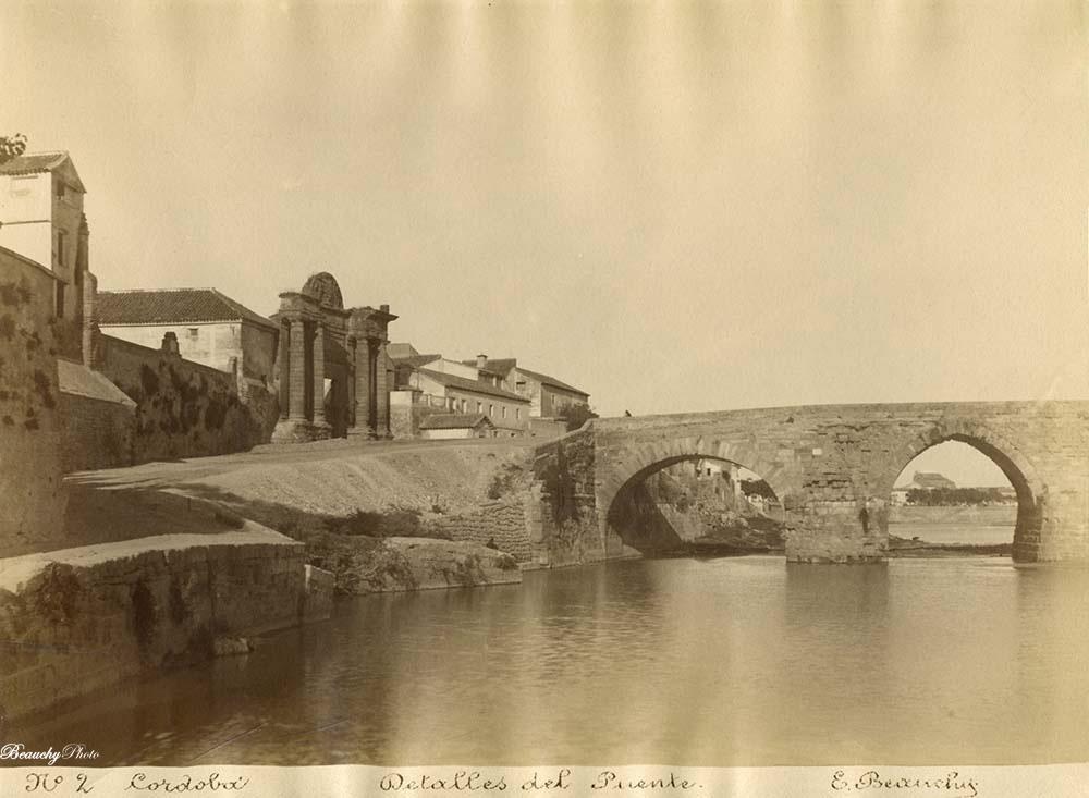 Vista del Puente de Córdoba