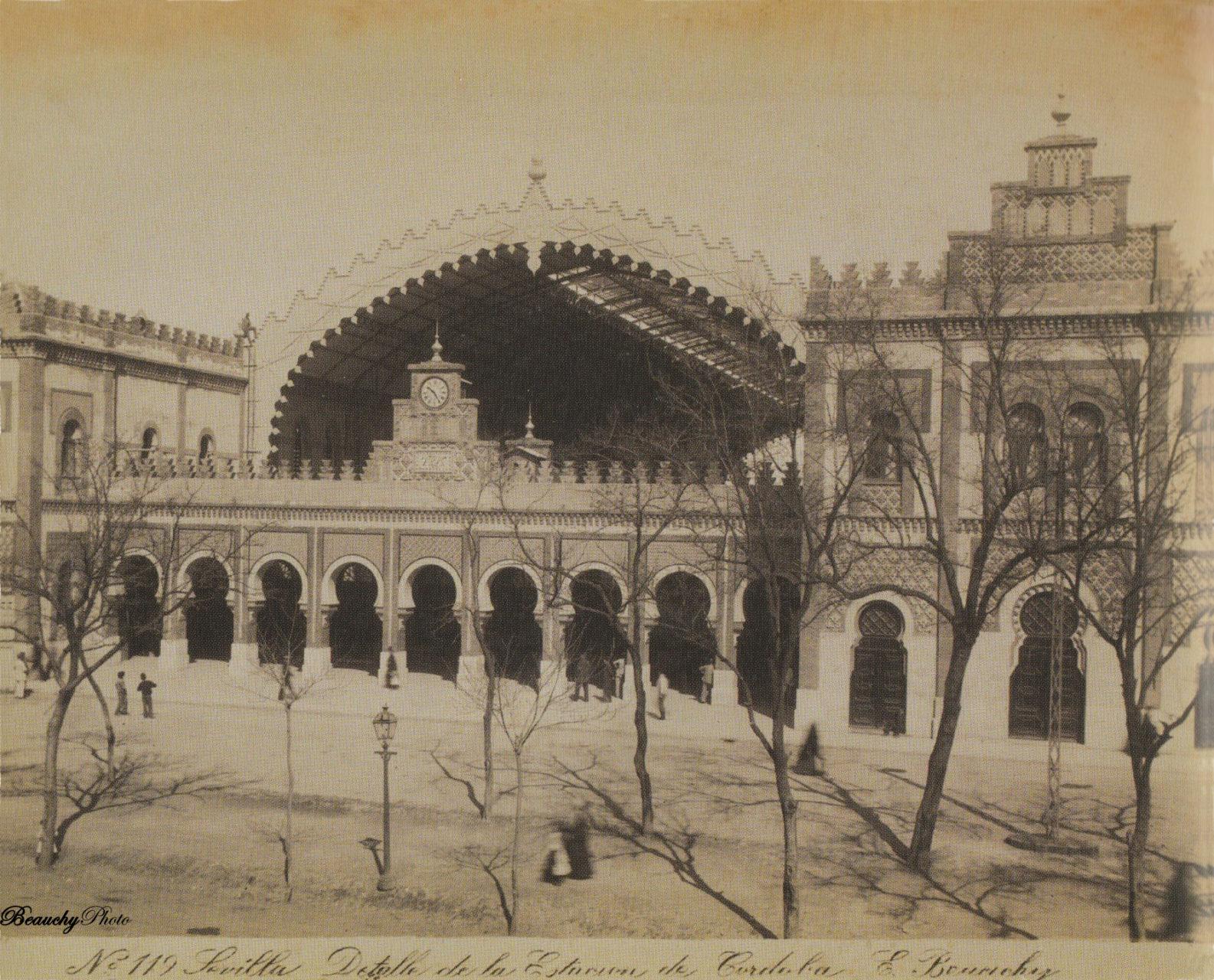 Antigua Estación de Córdoba de Sevilla