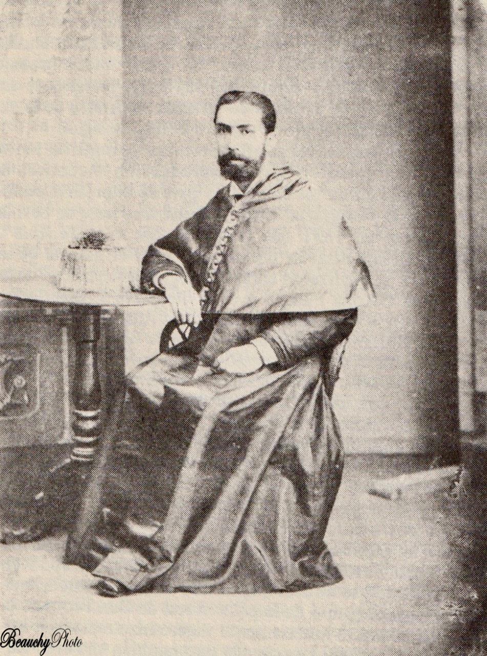 Abogado sevillano (c. 1866)