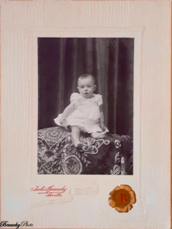 Bebé desconocido (JBG)
