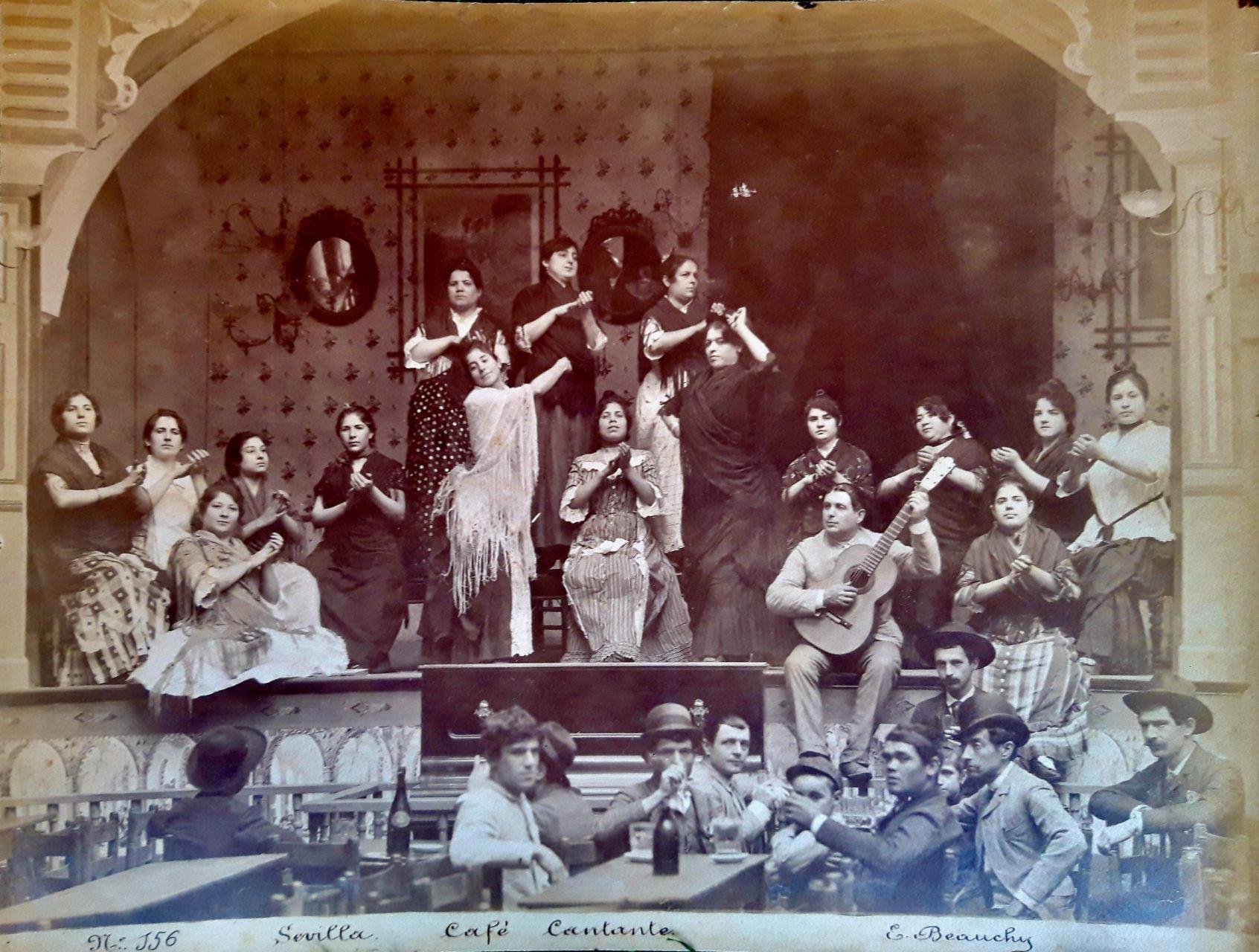 Beauchyphoto_Cafe_Cantante_Nº156_Emilio_Beauchy_Cano_fotografias_antiguas_postales_retratos_flamenco