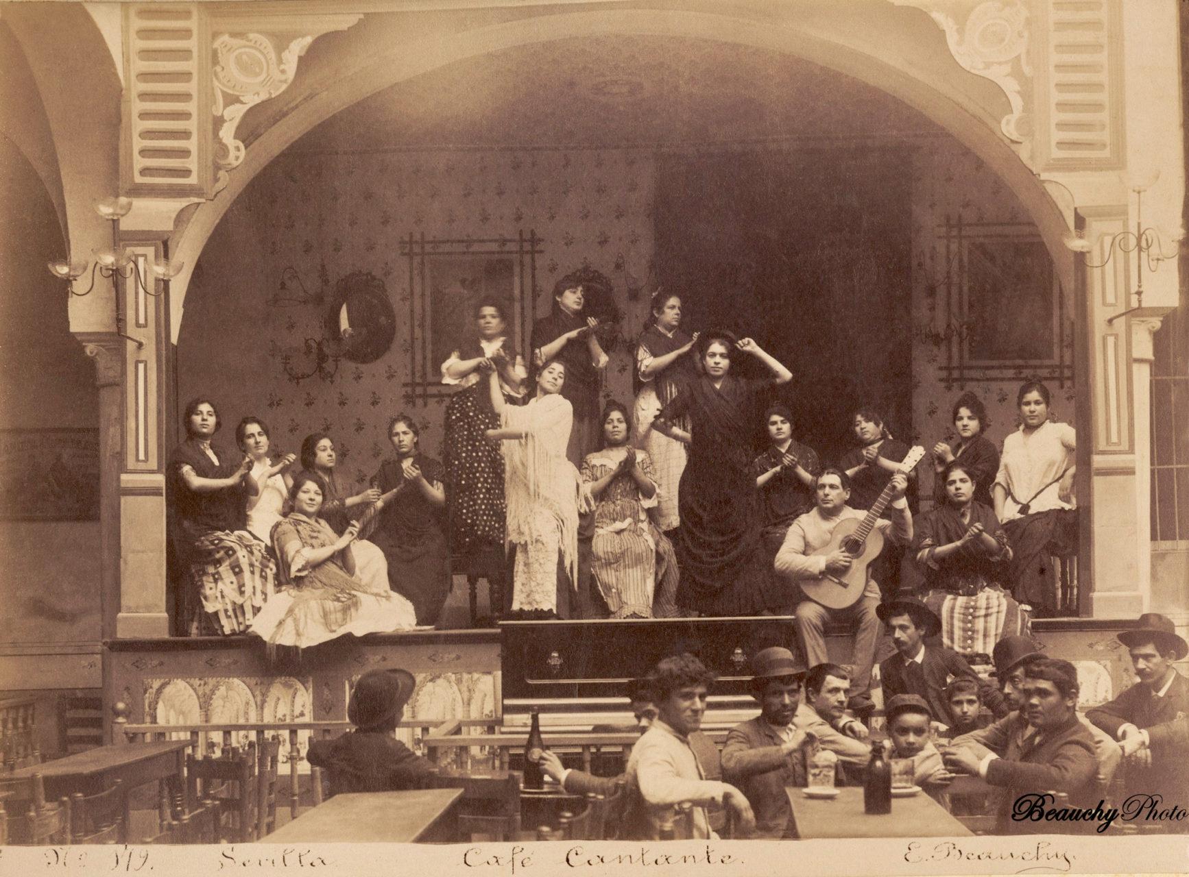 Beauchyphoto_Café_Cantante_Nº179(2)_Emilio_Beauchy_Cano_fotografias_antiguas_postales_retratos_flamenco