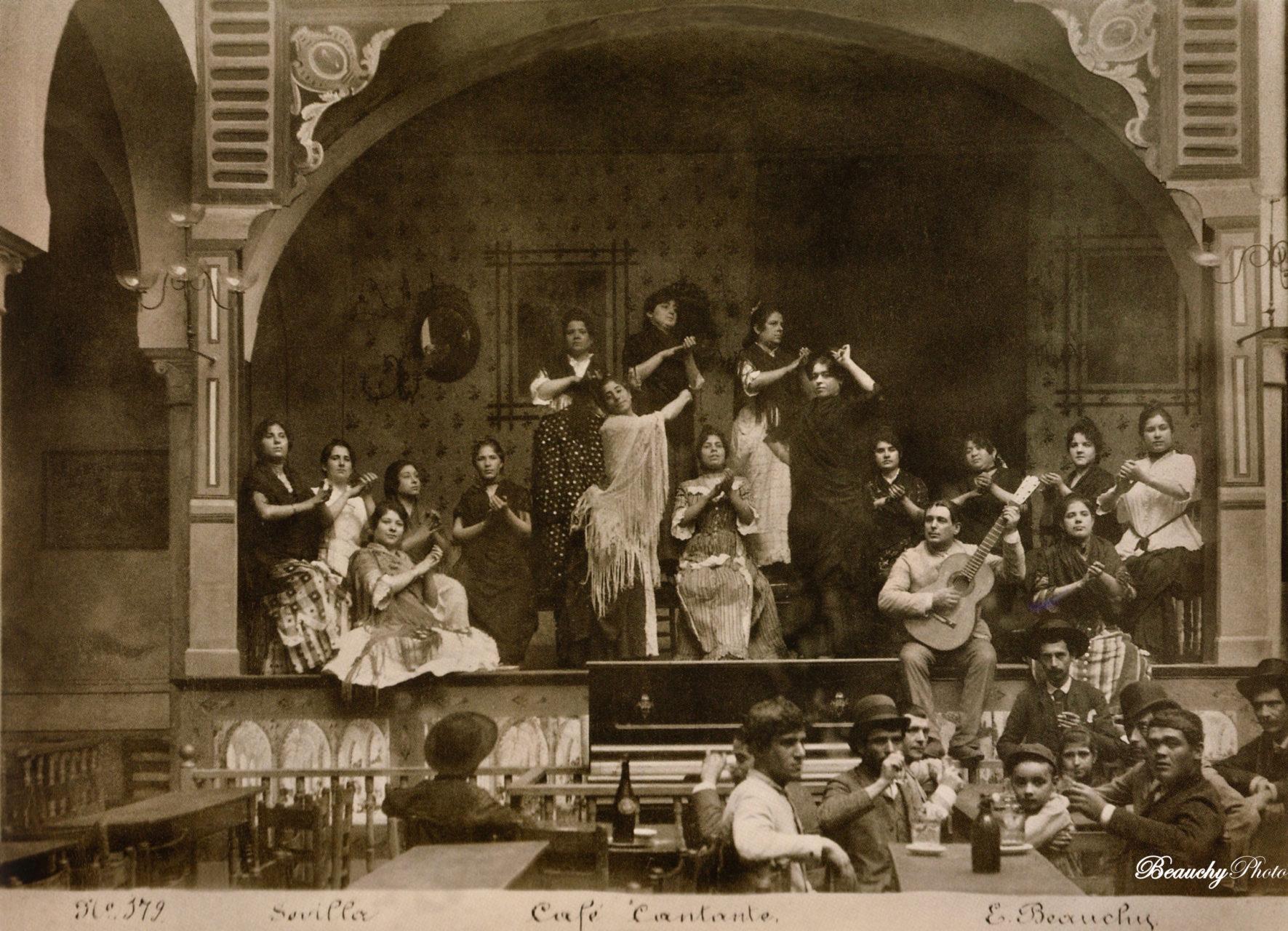 Beauchyphoto_Café_Cantante_Nº179_Emilio_Beauchy_Cano_fotografias_antiguas_postales_retratos_flamenco