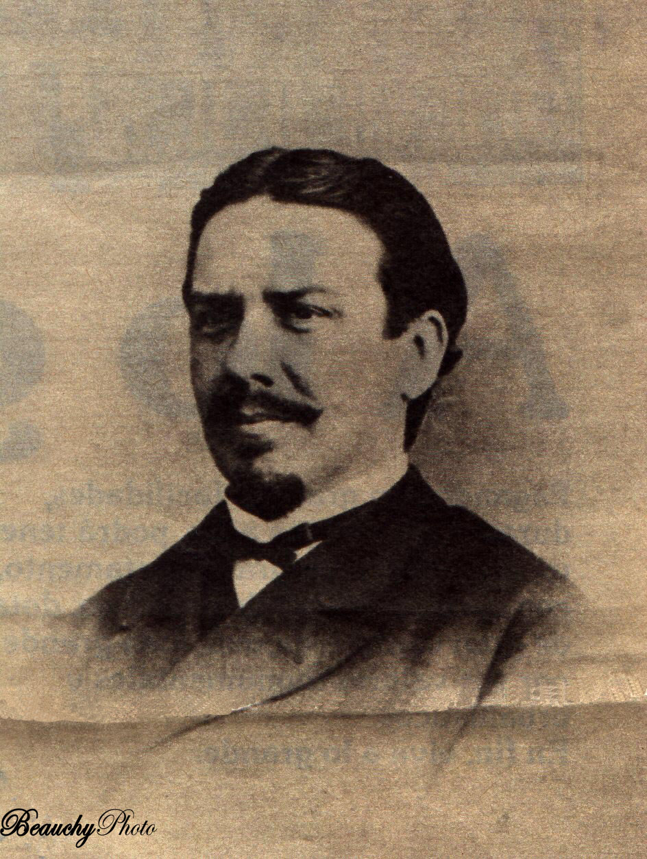 D. J. L. de Clastella (c.1850)