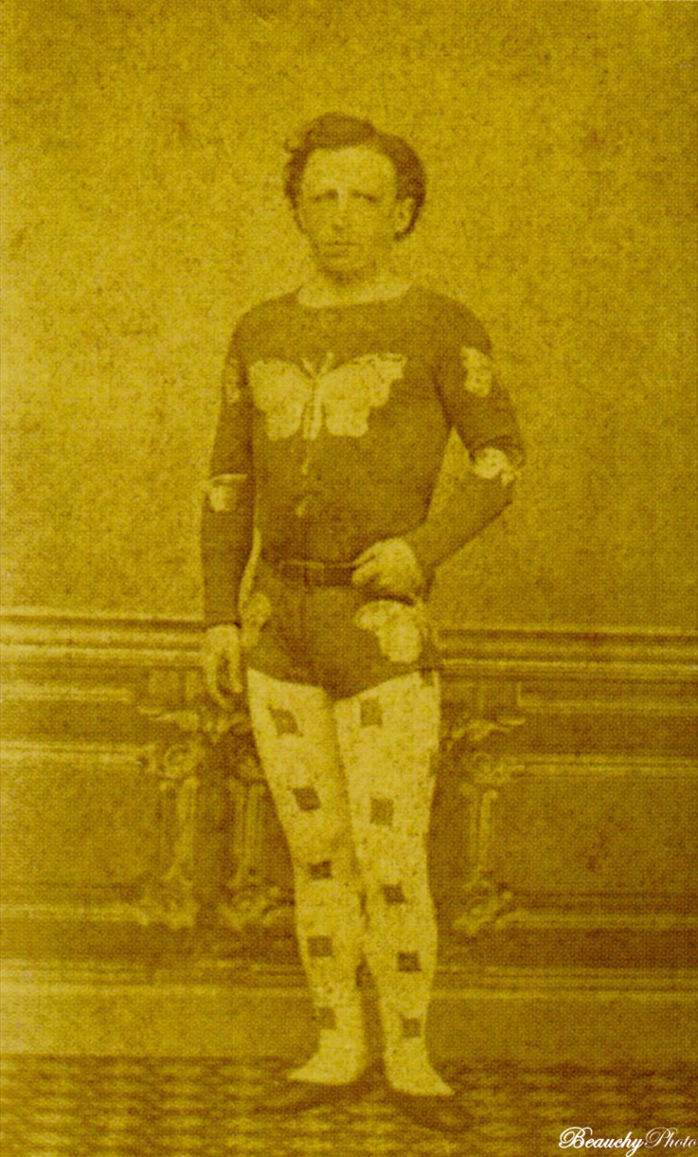 Hombre del circo