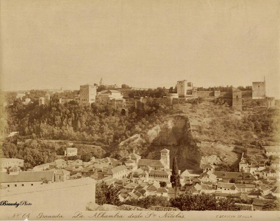Beauchyphoto_La_Alhambra_desde_San_Nicolas_Emilio_Beauchy_Cano_fotografias_antiguas_postales_vistas_y_monumentos