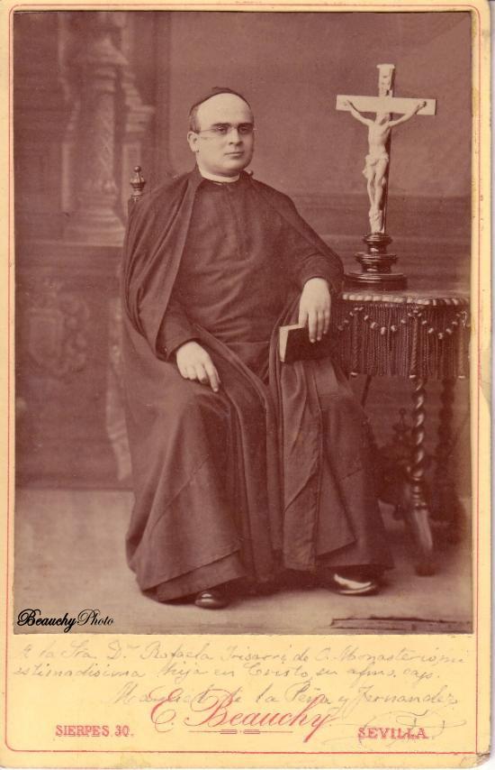 Sacerdote Manuel De la Peña